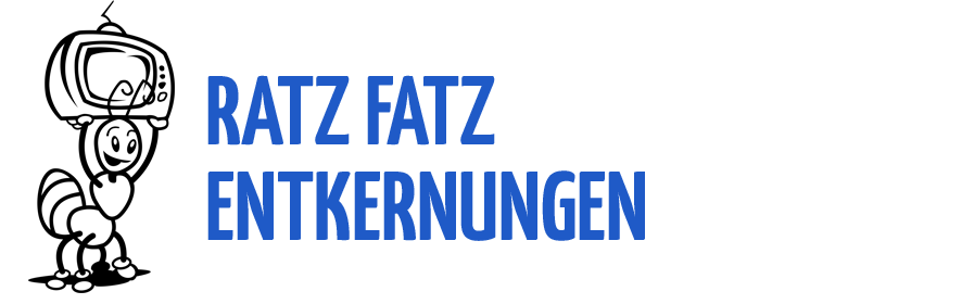 Ratz Fatz Entkernungen Logo
